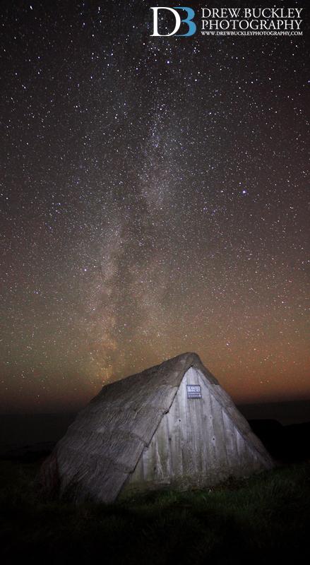 Milky Way ~ Freshwater West Hut…