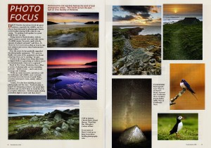Pembrokeshire Life Magazine ~ March 2011