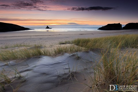 Broad Haven South - Winter Sunrise