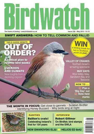Birdwatch Magazine ~ May 2012