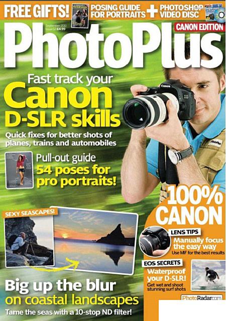 PhotoPlus Magazine ~ September 2011