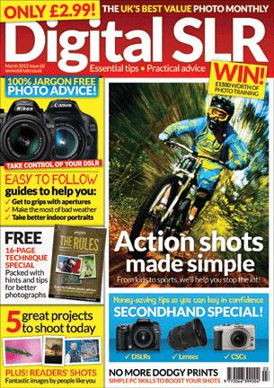 Digital SLR Magazine ~ March 2012