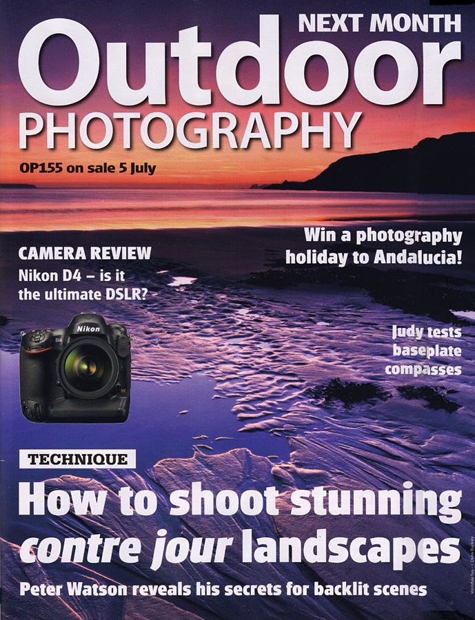 magazine photography outdoor july