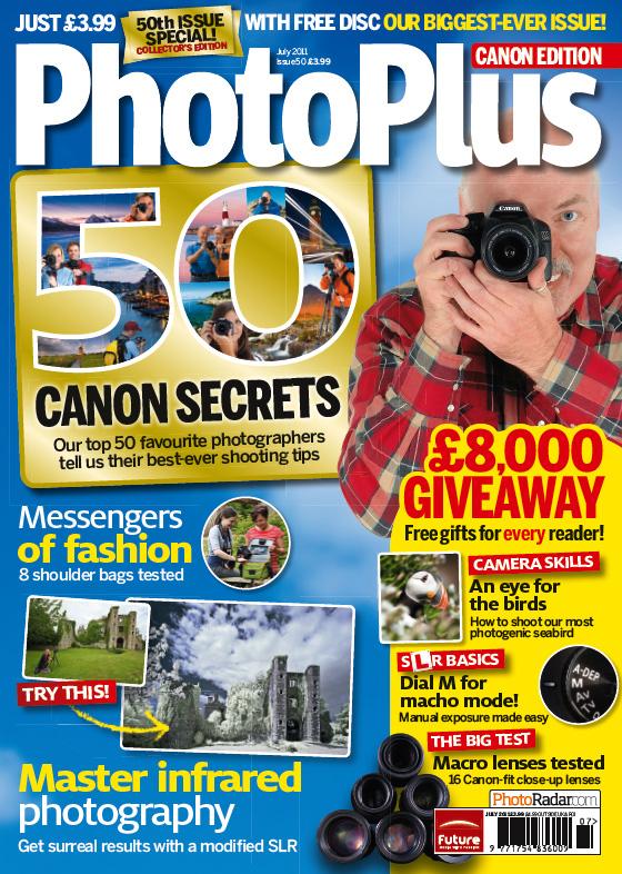 Photo Plus Magazine ~ July 2011