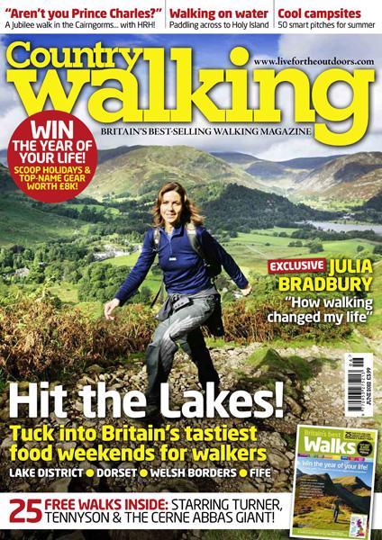 Country Walking Magazine ~ June 2012