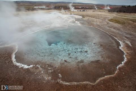 Hot spring, Geysir