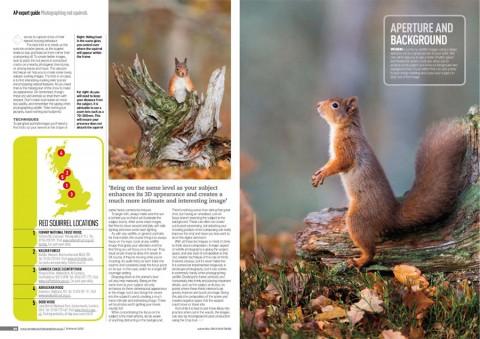 Amateur Photographer Magazine - March 16th 2013