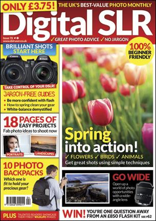 Digital SLR Magazine ~ April 2013