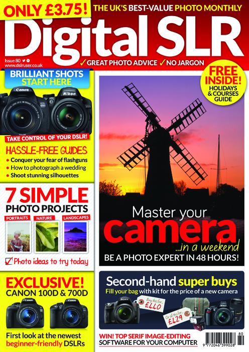 Digital SLR Magazine – Issue 80