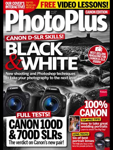 PhotoPlus magazine June 2013