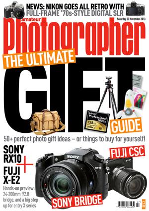 Amateur Photographer – 23rd November 2013