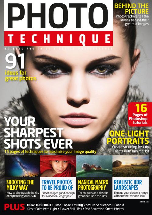 Photo Technique Magazine – Autumn 2013