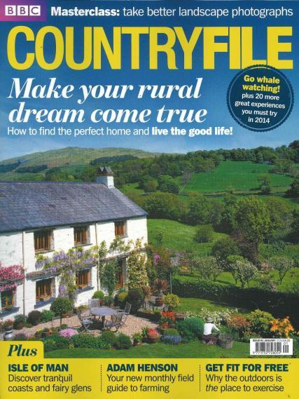 BBC Countryfile Magazine – January 2014