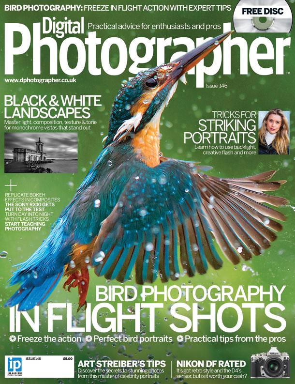 Digital Photographer Magazine – Issue 146