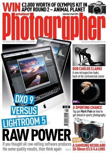 Amateur Photographer Magazine ~ 5th April 2014
