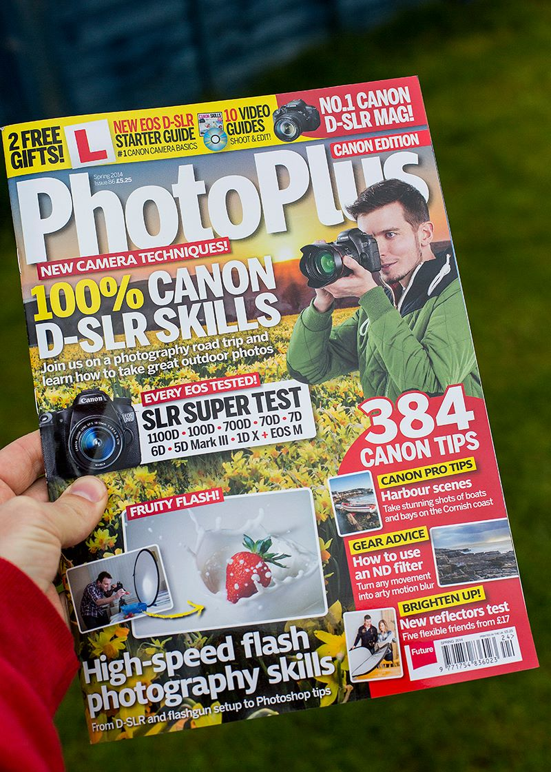 PhotoPlus Magazine ~ Spring 2014