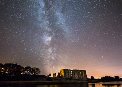 Cosmic Carew Castle