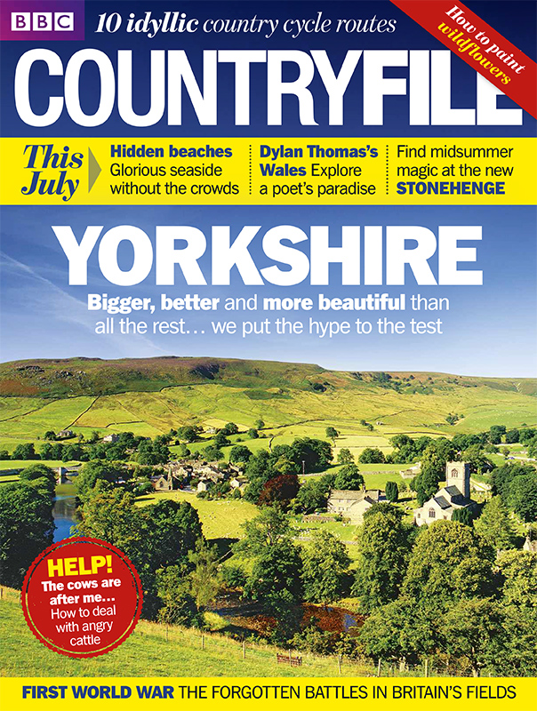 BBC Countryfile Magazine – July 2014