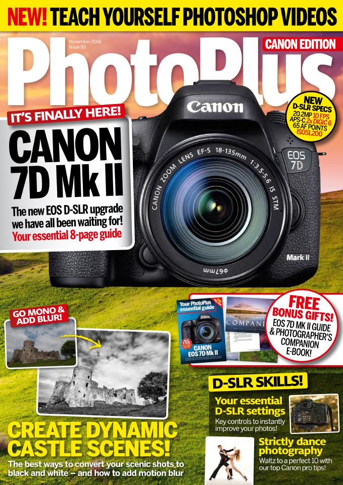 PhotoPlus Magazine – November 2014