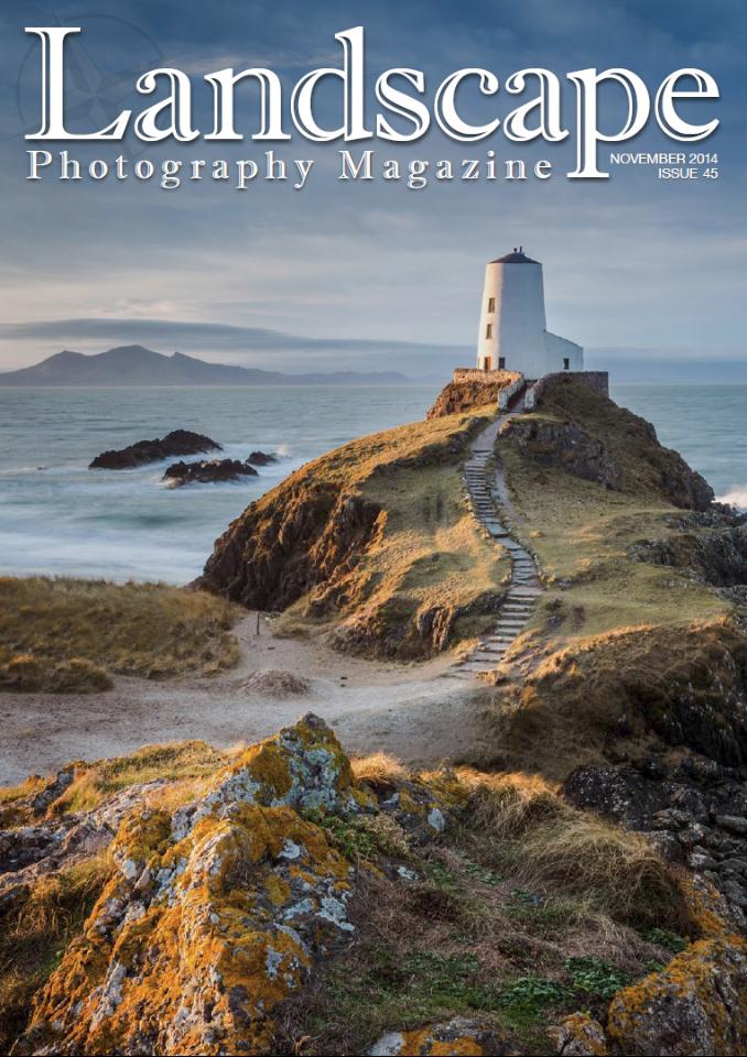 Landscape Photography Magazine – November 2014
