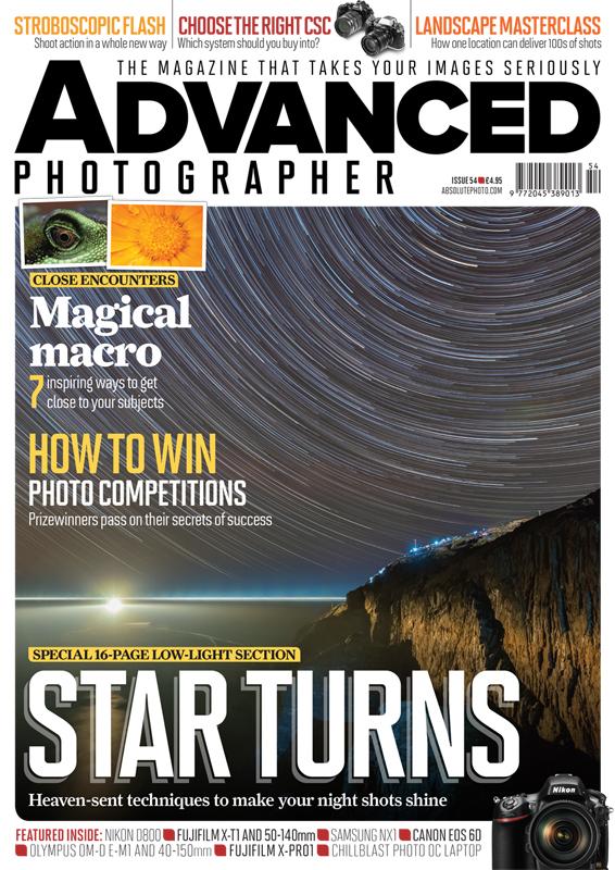 Advanced Photographer Magazine – Issue 54