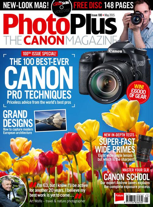 PhotoPlus Magazine – Issue 100