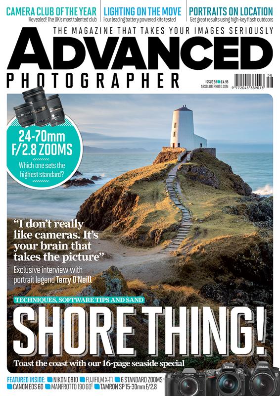 Advanced Photographer Magazine – Issue 58
