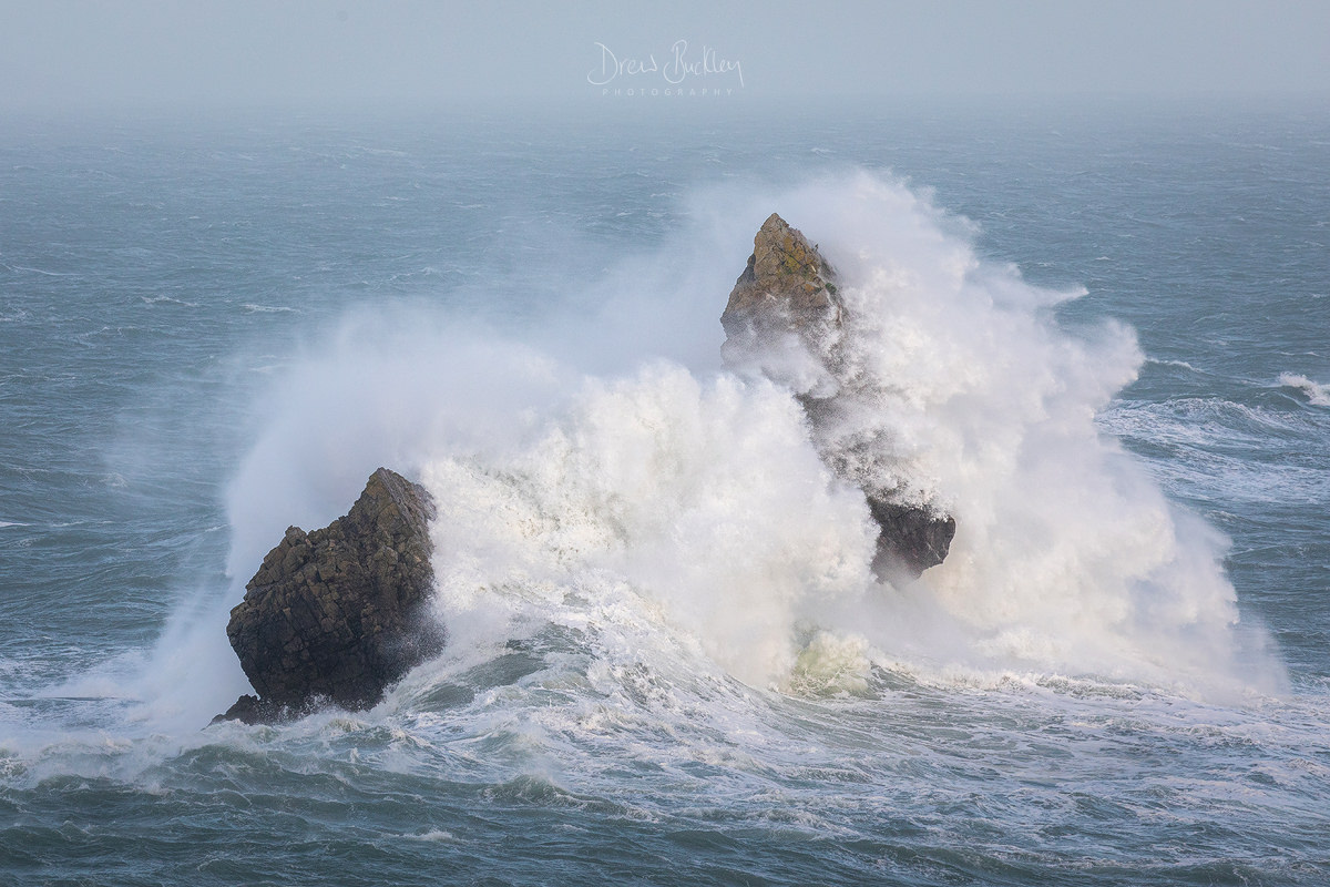 Church Rock – Storm Ciara