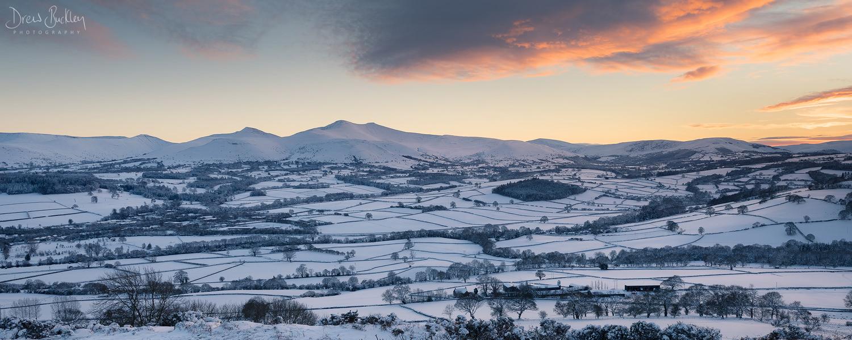 Brecon Beacons Winter