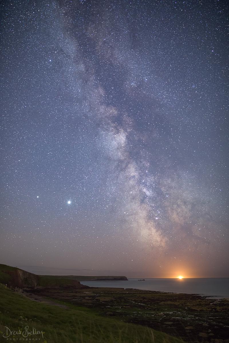 Fresh West Milky Way