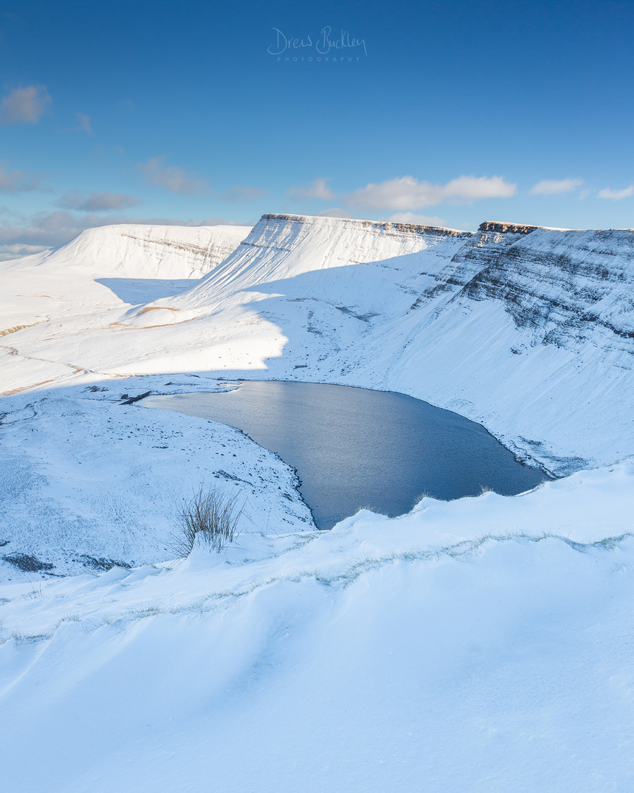 Llyn y Fan Fach Winter