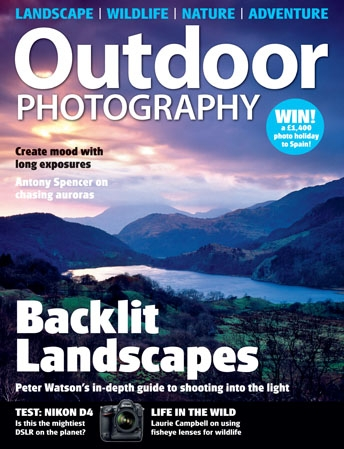 Outdoor Photography Magazine ~ August 2012