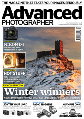 Advanced Photographer Magazine ~ March 2012