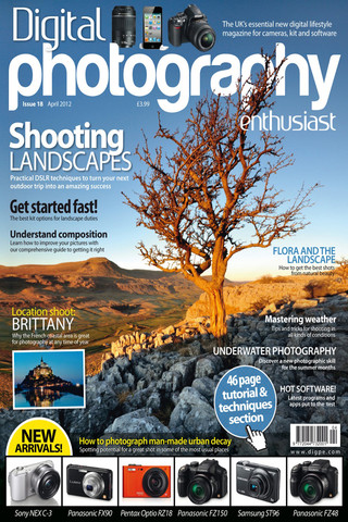 Digital Photography Enthusiast ~ April 2012