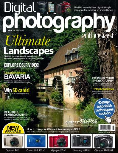 Digital Photography Enthusiast ~ May 2012