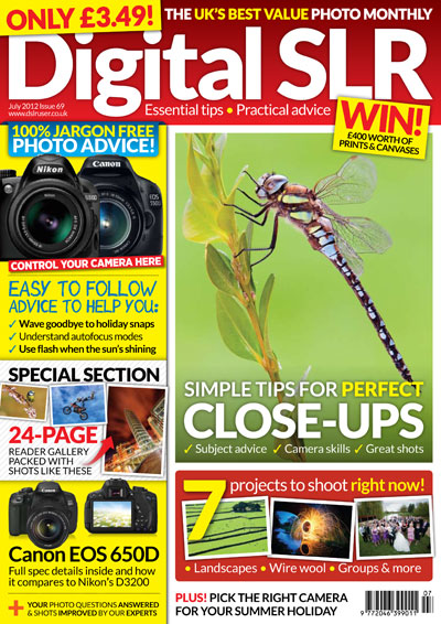 Digital SLR Magazine ~ July 2012