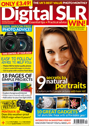 Digital SLR Magazine ~ October 2012