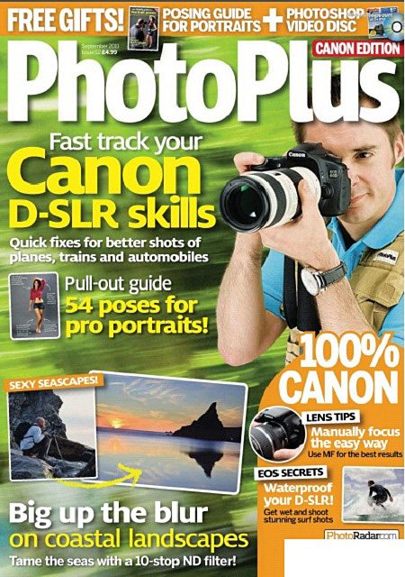 PhotoPlus Magazine ~ September 2011