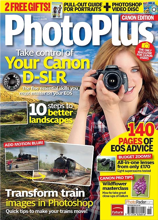 PhotoPlus Magazine ~ October 2011