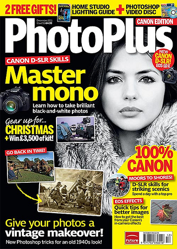 PhotoPlus Magazine ~ December 2011