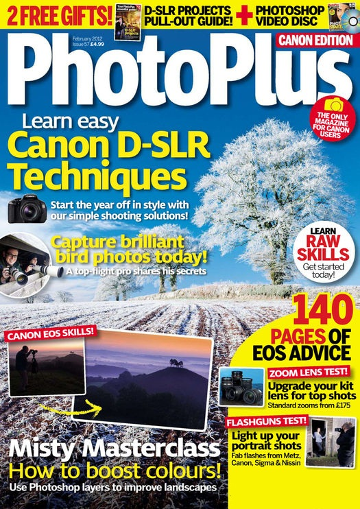 PhotoPlus Magazine ~ February 2012