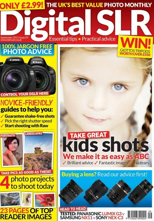 Digital SLR Magazine ~ September 2011