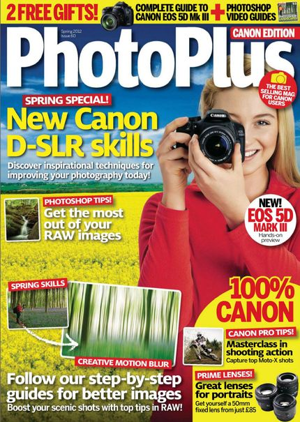 PhotoPlus Magazine ~ Spring 2012