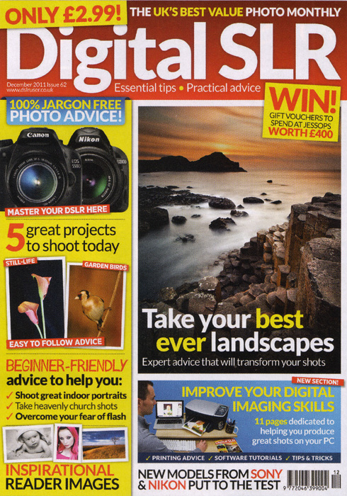Digital SLR Magazine ~ December 2011