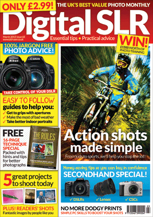 Magazine Digital SLR Photography January 2010 Daylight Portraits
