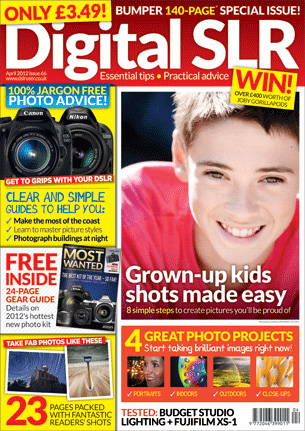 Digital SLR Magazine ~ April 2012