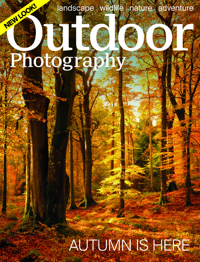 Outdoor Photography Magazine ~ October 2012
