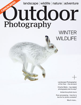 Outdoor Photography Magazine – December 2012