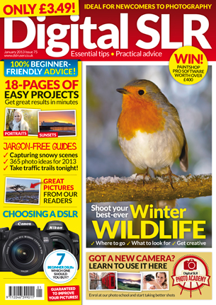 Digital SLR Magazine ~ January 2013