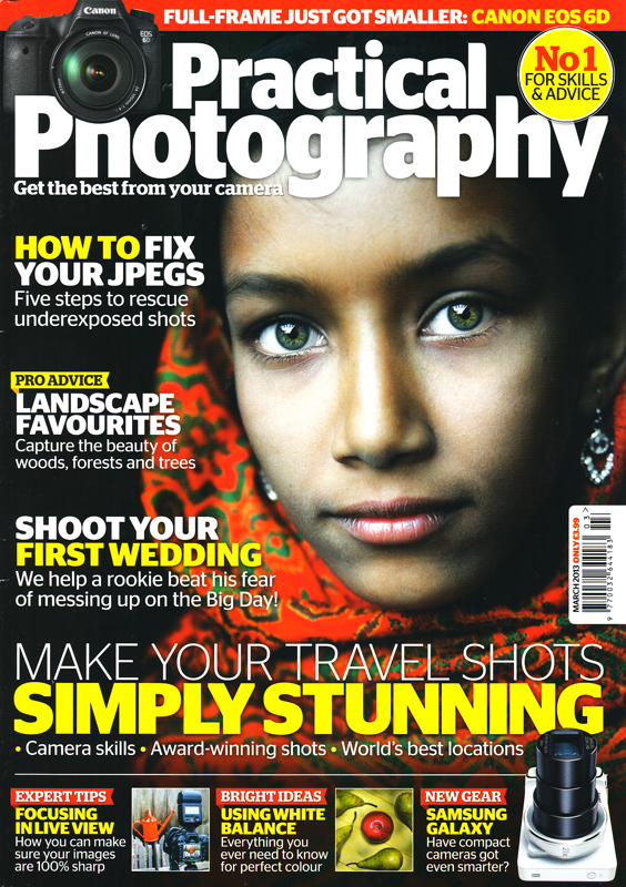 Practical Photography Magazine ~ March 2013